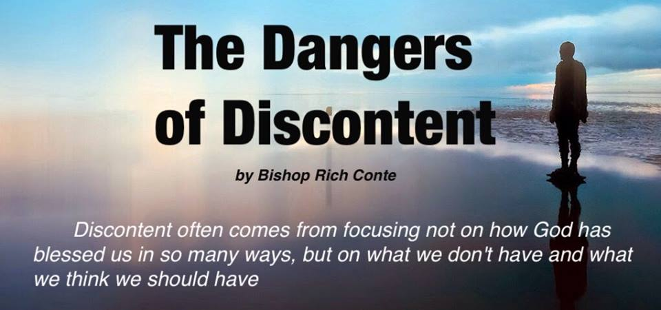 The Dangers of Discontent